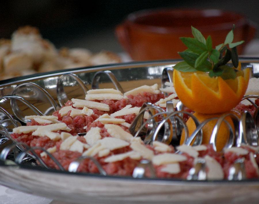 Giò Catering - carne cruda